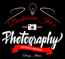 Darkroom Joe's Photography in Chicago, IL Logo